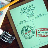 santa's passport - boston