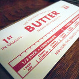 the holidays make us butter