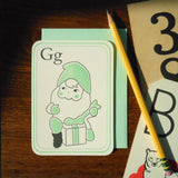 g is for gnome