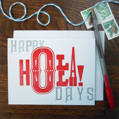 happy holla!days