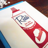 reddi for the holidays