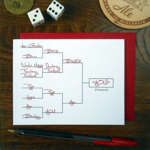 champion love bracket