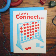 let's connect