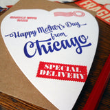 happy mother's day from custom city or state