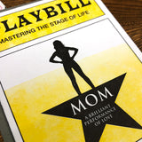 mom playbill