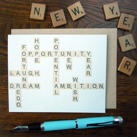 new year scrabble