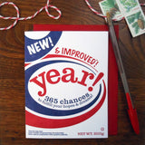 new! & improved year