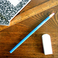 dream bigger pencil