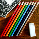 skillful daydreamer pencil set/8