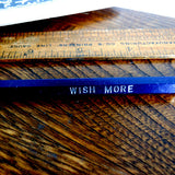 wish more pencil