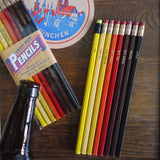 craft beer pencil set