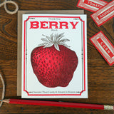 vintage berry seed pack