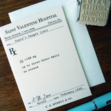 valentine prescription