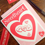 sweetheart candies valentine