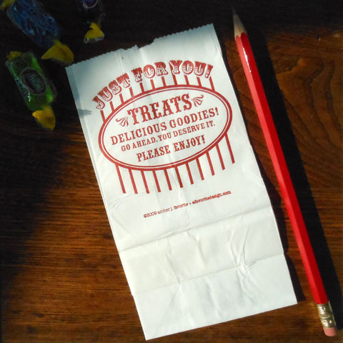 treat bag  pack/10