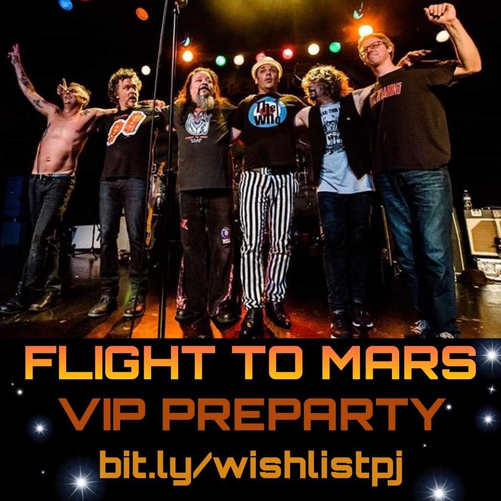 Flight to Mars VIP Preparty Event