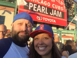 Feature Friday: Pearl Jam fan, Krystina Roemer