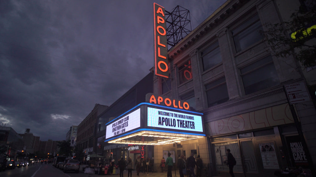 Pearl Jam to Make History in Harlem's Apollo Theater
