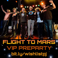 Flight to Mars VIP Preparties