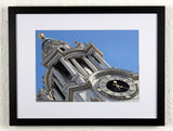 'Paul's Time' - Original London photography- St Paul's Cathedral, framed