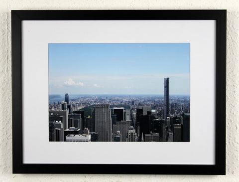 'State Empire 1' - Original New York City photography, framed and mounted