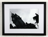 'The Duke 2' - Original Edinburgh photography, framed and mounted