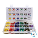 QwikStrips Single-Sided Assorted 90 Pack