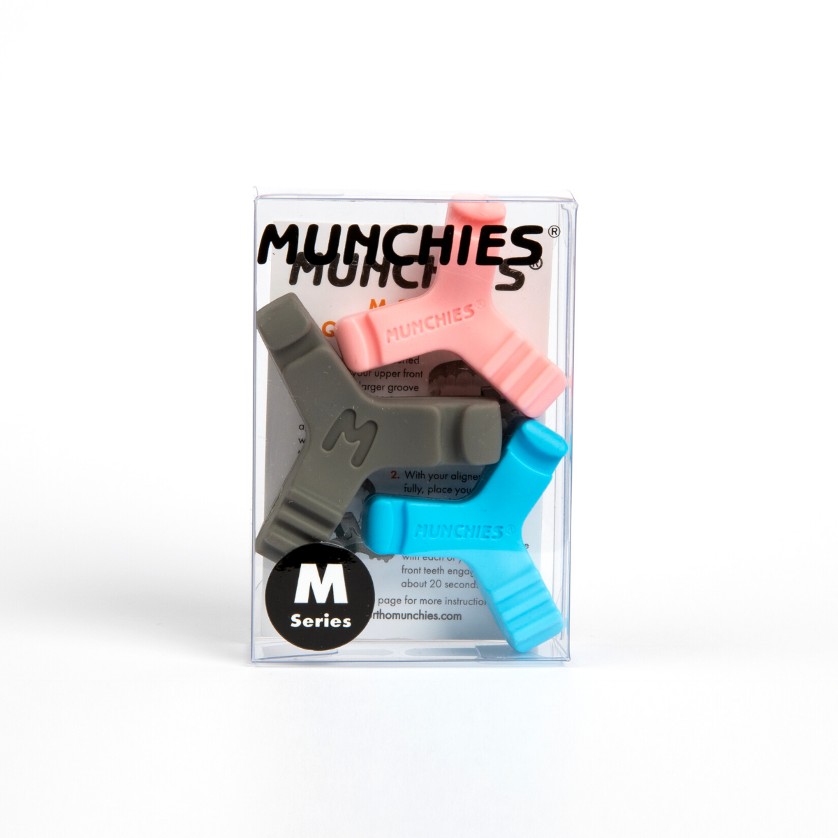 Munchies® M-Series and EPS 3 piece pack