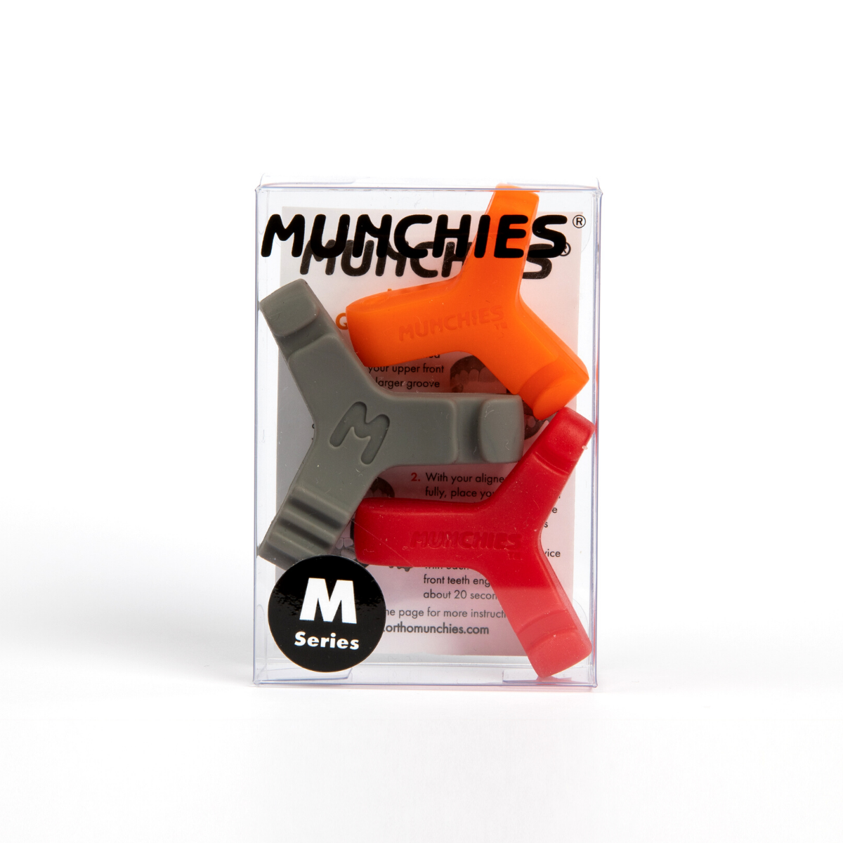 Munchies® M-Series and Original 3 piece pack