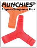 Munchies® Aligner Changeover Pack - 6,12 or 24 Pack