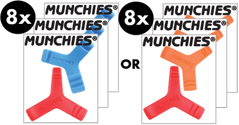 Munchies® Madness Bundle (8 Bundles - 3 x 2 Pack)