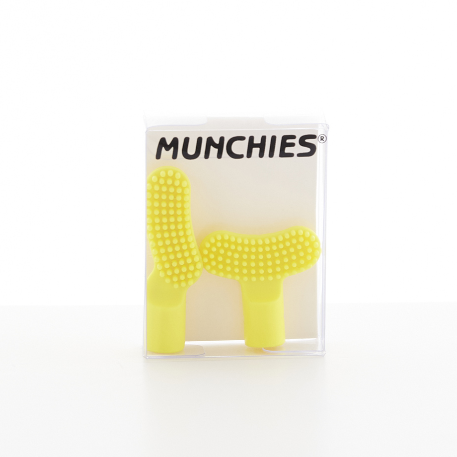 Munchies® Vibe Anterior and Posterior Attachment Heads