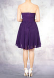 (20% OFF) TC Amadine Sweetheart Bridesmaid Dress (Purple) - Size XS to L - TUESDAY C.