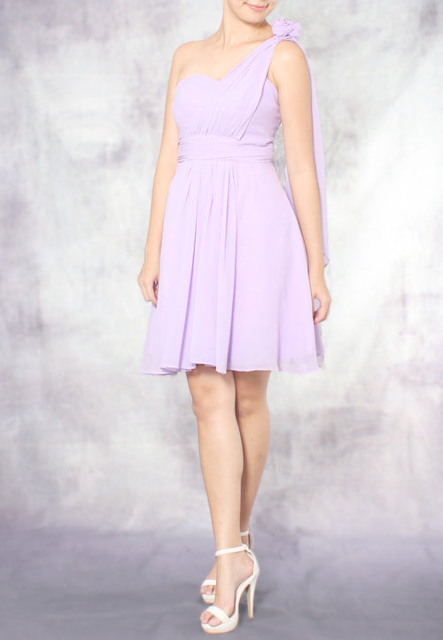 (20% OFF) TC Aleandra Toga Bridesmaid Dress (Lavender) - Size XS to L - TUESDAY C.