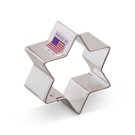 Star 6 Point Cookie Cutter