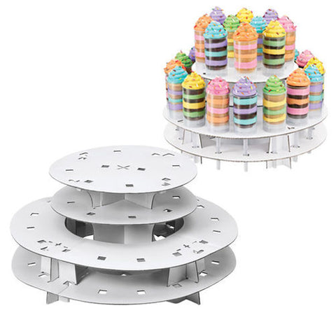 2 Tier Stand - Miles Cake & Candy Supplies