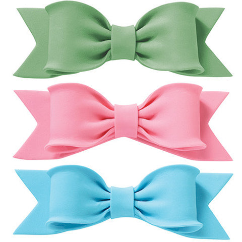 Pastel Gumpaste Bows - Miles Cake & Candy Supplies