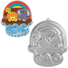 Wilton Noah's Ark Pan - Miles Cake & Candy Supplies