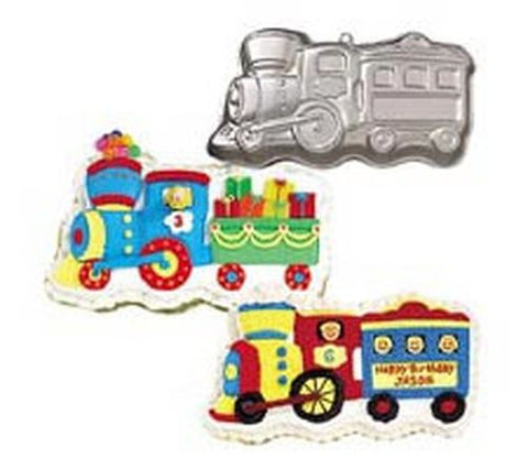 Wilton Train Pan - Miles Cake & Candy Supplies