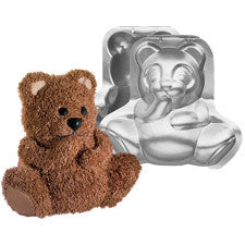 Wilton Stand-Up Cuddly Bear Pan Set - Miles Cake & Candy Supplies