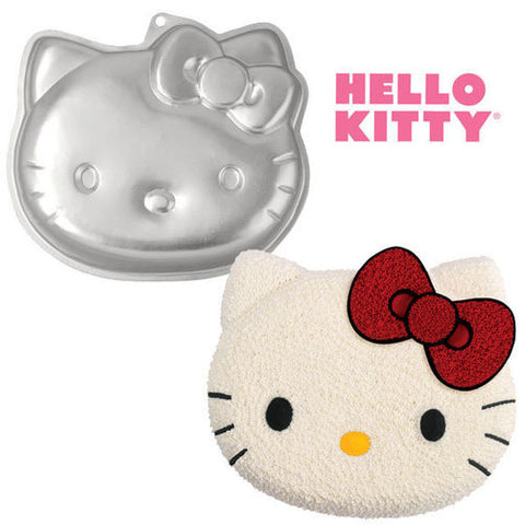 Wilton Hello Kitty Cake Pan - Miles Cake & Candy Supplies