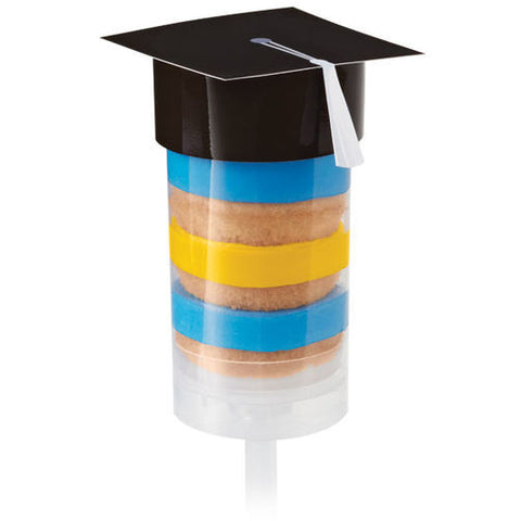 Treat Pop Graduation Cap - Miles Cake & Candy Supplies