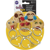 Emoji Mini Cookie Cutter Set