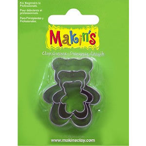 Makin's Teddy Bear Cutters