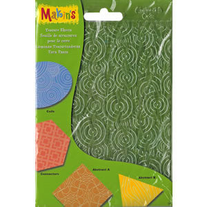 Makin's Texture Sheets - Set H - Miles Cake & Candy Supplies