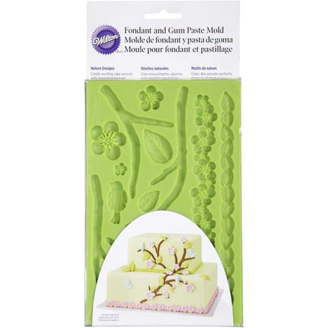Wilton Nature Fondant and Gum Paste Mold