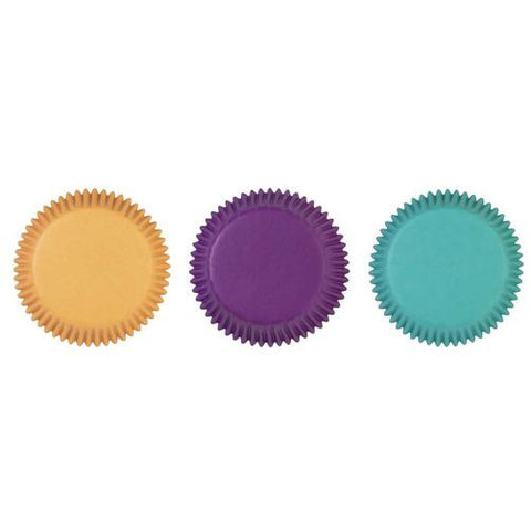 Assorted Jewel Colors Standard Baking Cup