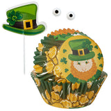 St. Patrick's Day Cupcake Decorating Kit
