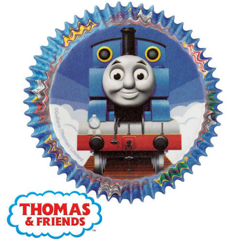Thomas and Friends Std. Baking Cups