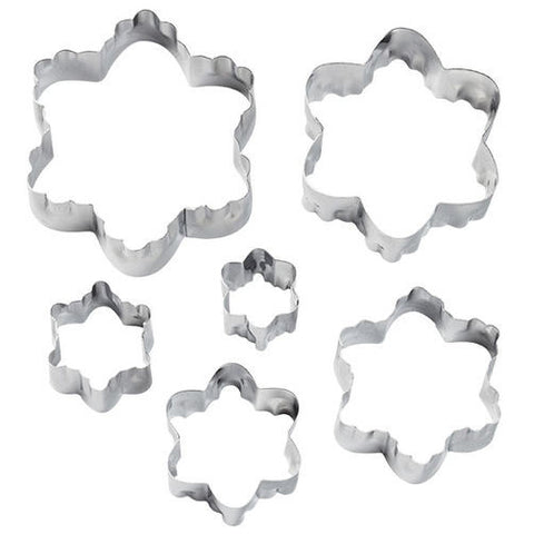 Star Shaped Cutters - Miles Cake & Candy Supplies